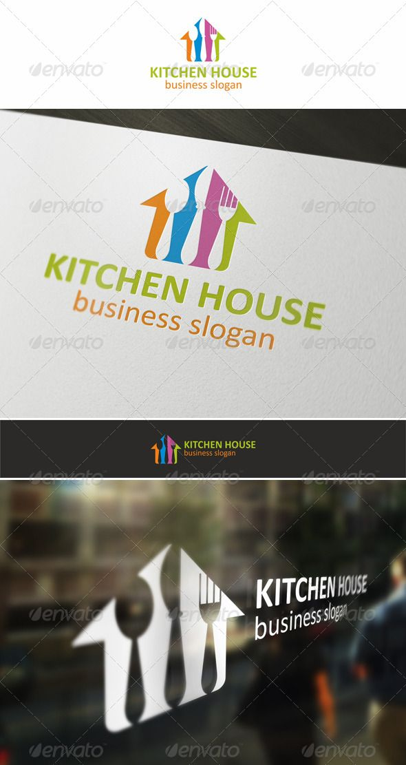 Home Kitchen Logo kitchen house logo | house logos, logos and kitchens