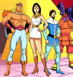 Pin By Israel Mata On Os Segredos De Isis Freedom Force Filmation Cartoons Classic Cartoons