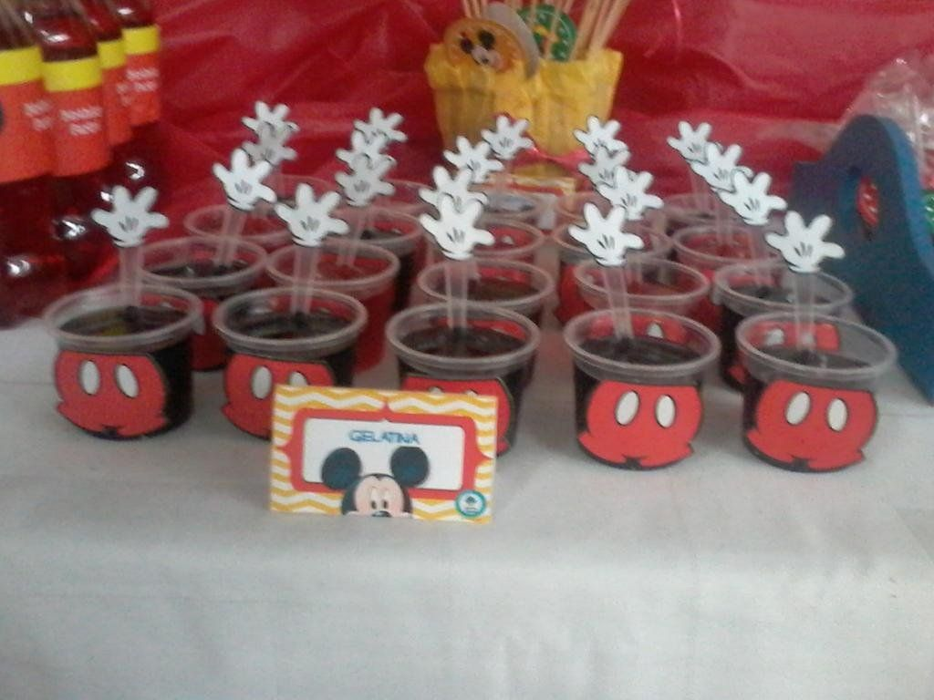 Alfombras Mickey Mouse Gelatinas Mimi And Mickey Mouse Pinterest