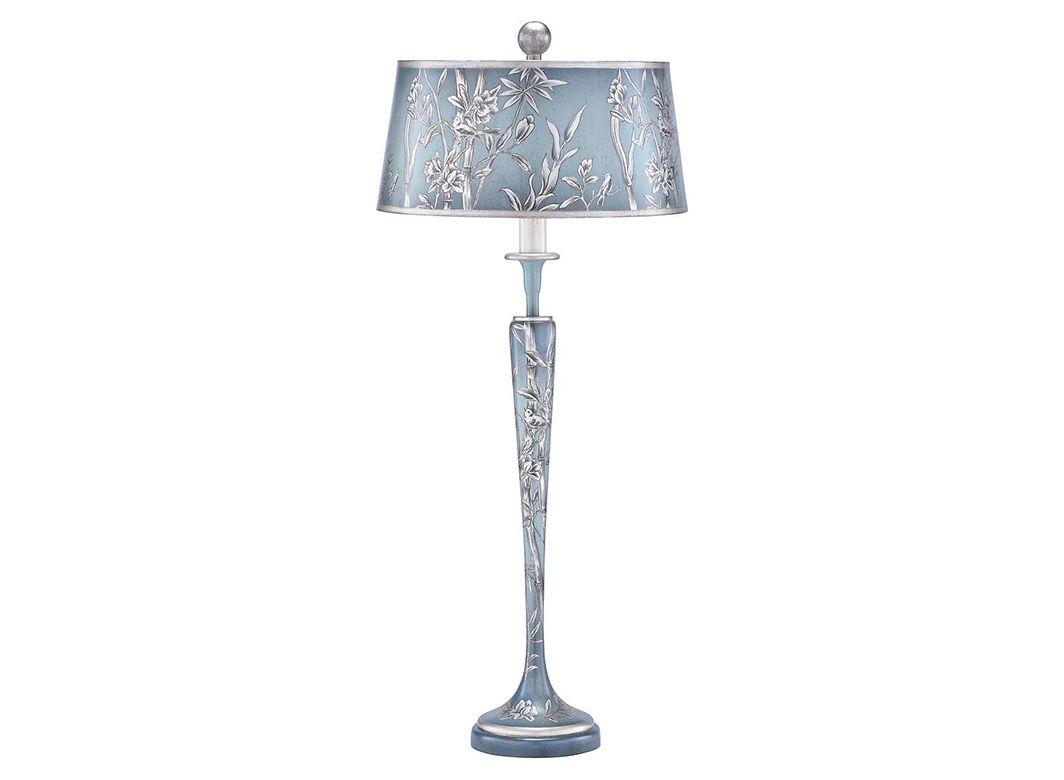 Melea Markell Garden Azure Lamp Lamp Buffet Lamps
