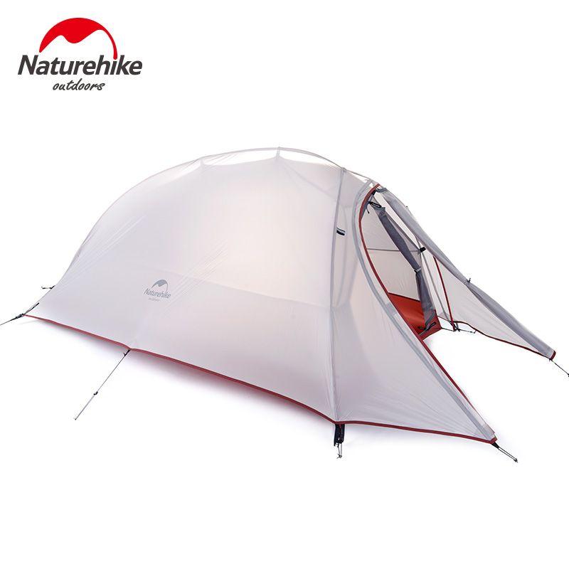 NatureHike 1 Man Lightweight C&ing Tent Outdoor Hiking Backpacking Cycling Ultralight Waterproof Single 1 Person Tent  sc 1 st  Pinterest & NatureHike 1 Man Lightweight Camping Tent Outdoor Hiking ...