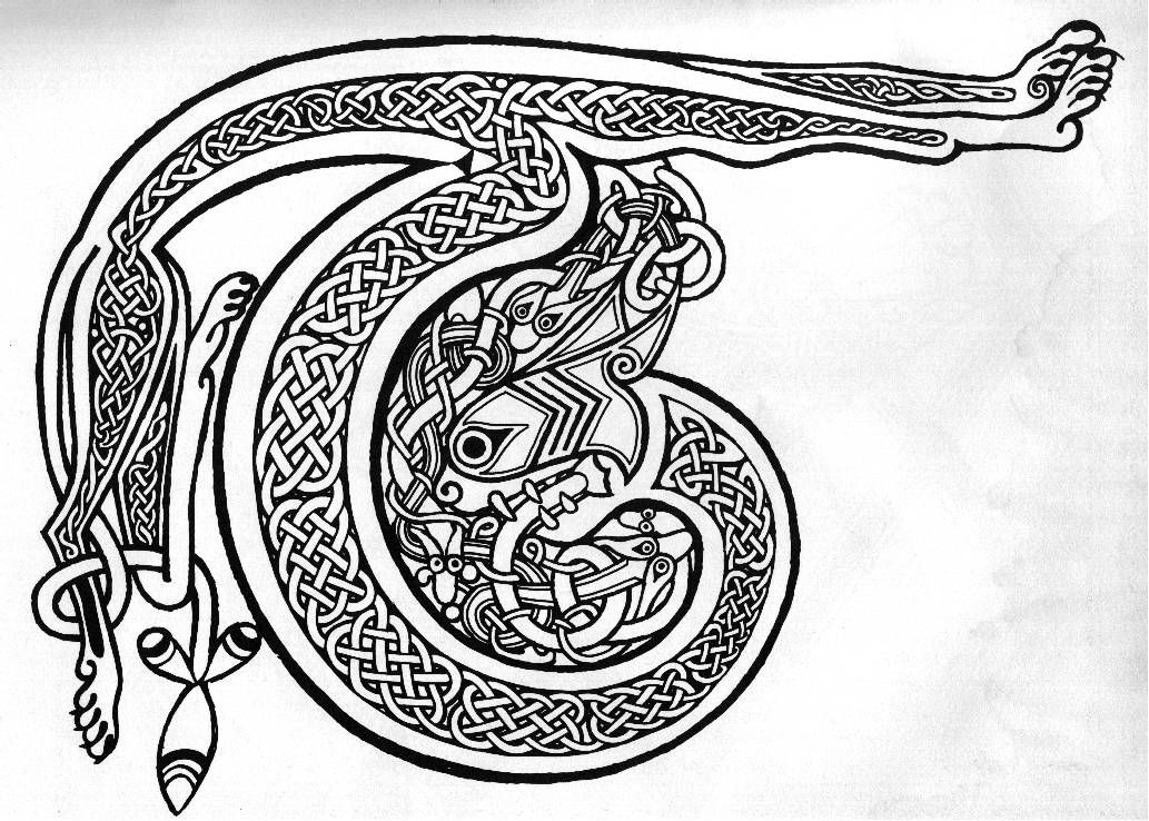 bing celtic coloring pages - Google Search | Tat Ideas | Pinterest ...