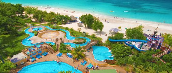 Beaches Resort Negril Jamaica Maybe One Of The Most Beautiful I Ve Seen That Being Said Doubt Ill Ever Opt To Go Back