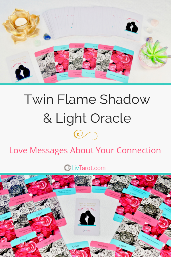 Shadow Deck   Twin Flames   Free tarot reading, Love tarot, Tarot