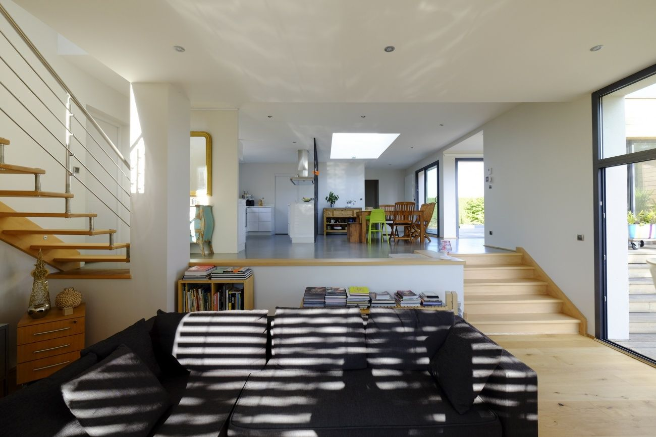 maison demi niveau - Recherche Google | Maison, Déco maison, Plan maison