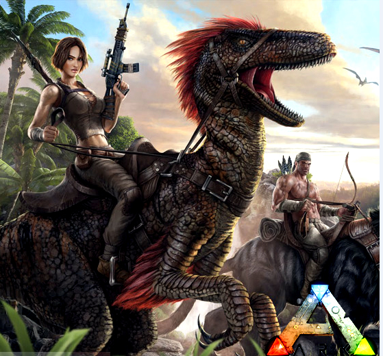 Ark Survival Evolved Free Downloads1 Png 559 519 Apocalipse Dinossauros