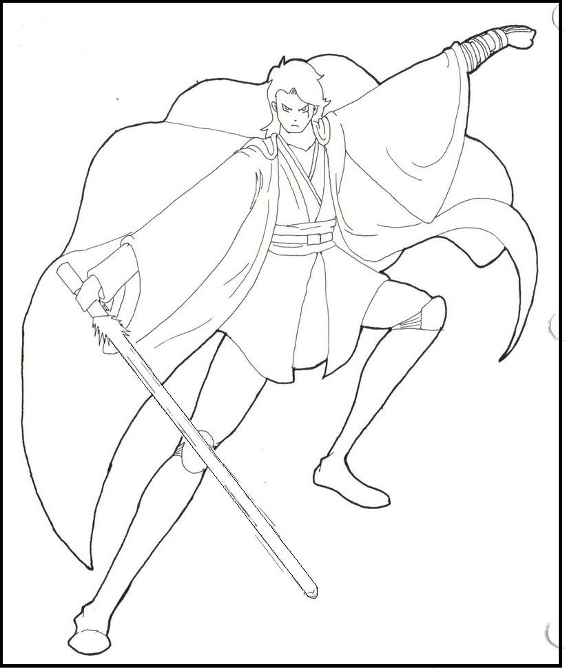 Star Wars Anakin Skywalker Coloring Pages For Kids G4w Printable Star Wars Coloring P Star Wars Coloring Book Star Coloring Pages Sailor Moon Coloring Pages