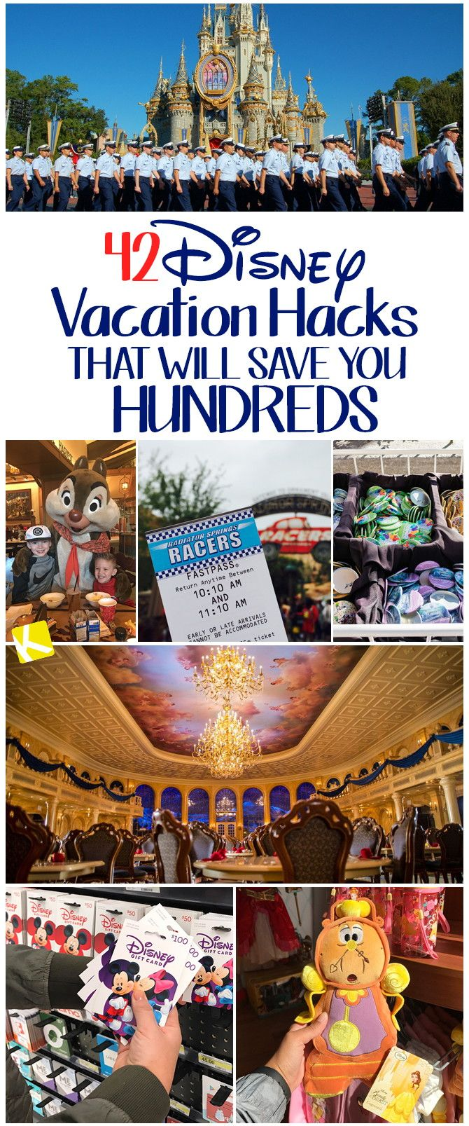 40 Budget Disney Hacks That Will Save You Hundreds