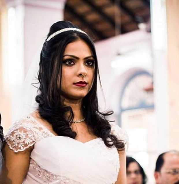Best Indian Wedding Hairstyles For Christian Brides: 10 Beautiful Indian Bridal Hairstyles For Your Big Day