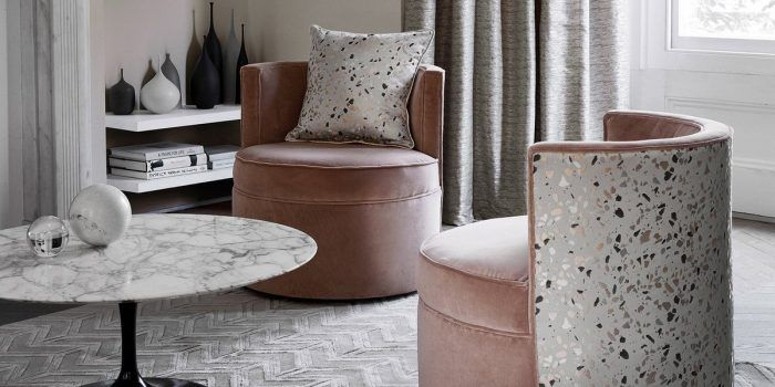 Terrazzo trend takes over the year of 2019 Moroso
