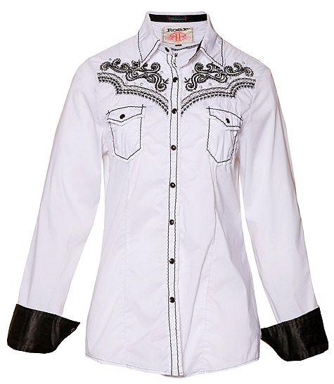 COMMENDED - WHITE- Wovens- Roar Clothing