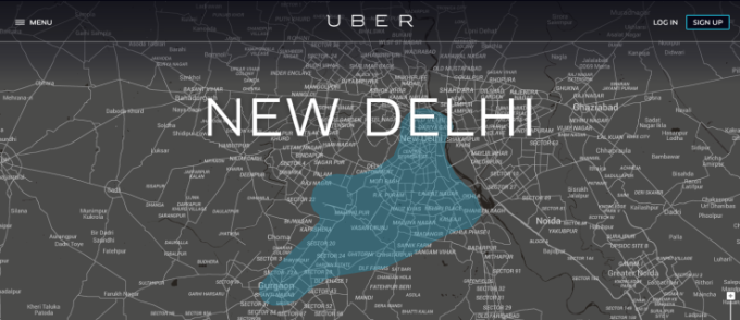 Uber Returns To New Delhi Six Weeks After Ban http