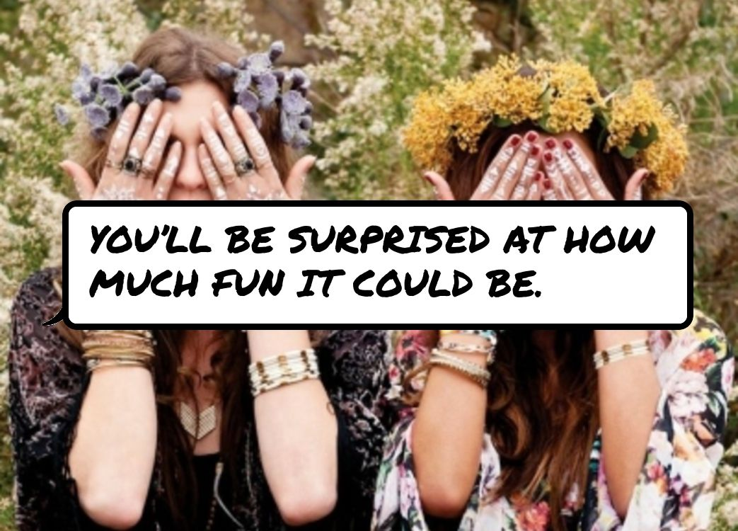 you'll be #surprised at how much fun it could be.