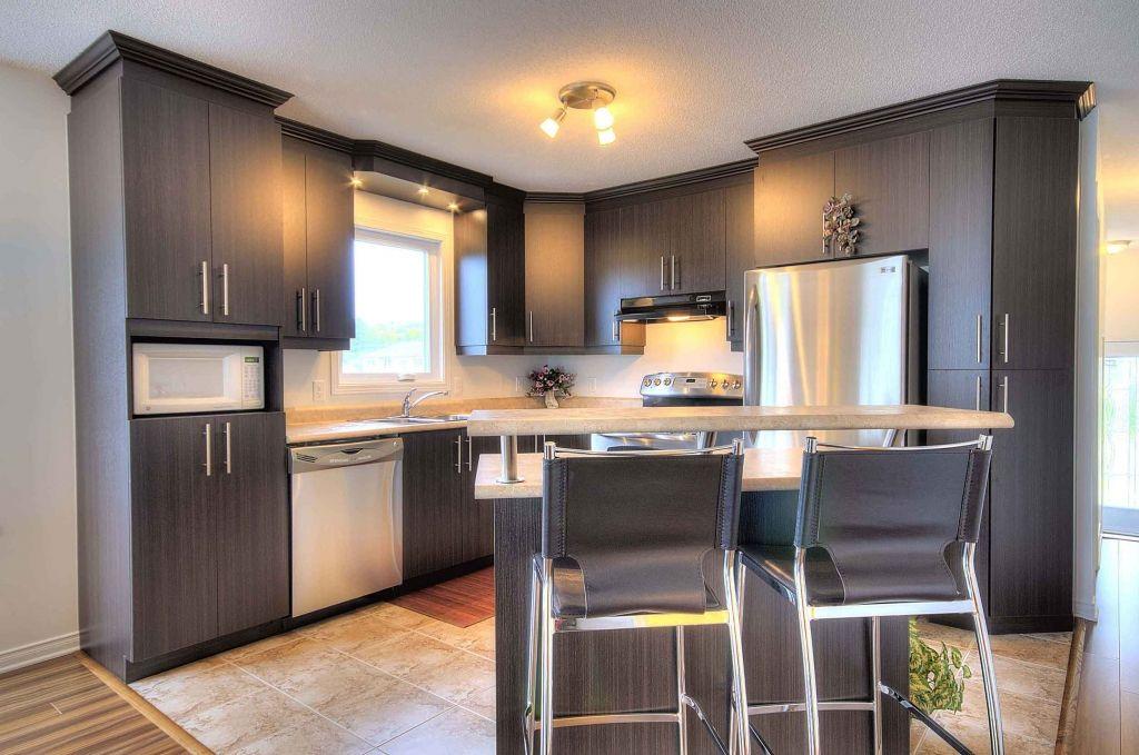 armoire de cuisine jusquu0027au plafond - Recherche Google Cuisine