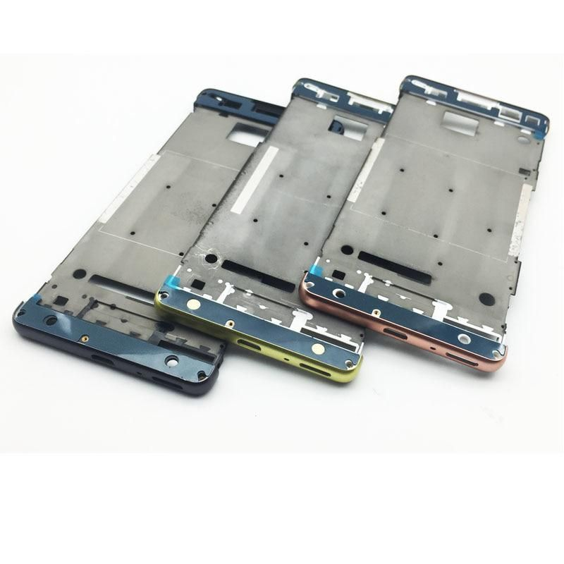 Original New Middle Front Frame Bezel Housing For Sony