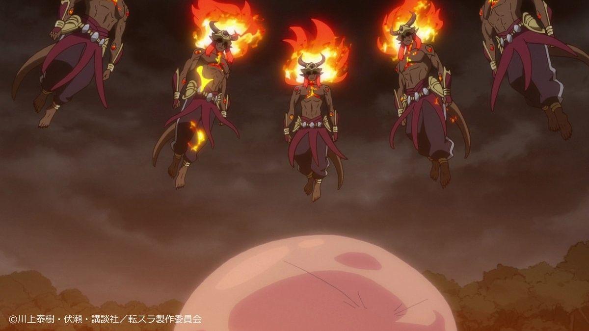Episode 7 conqueror of flames crunchyroll funimation