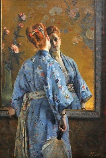 1872 - Alfred STEVENS