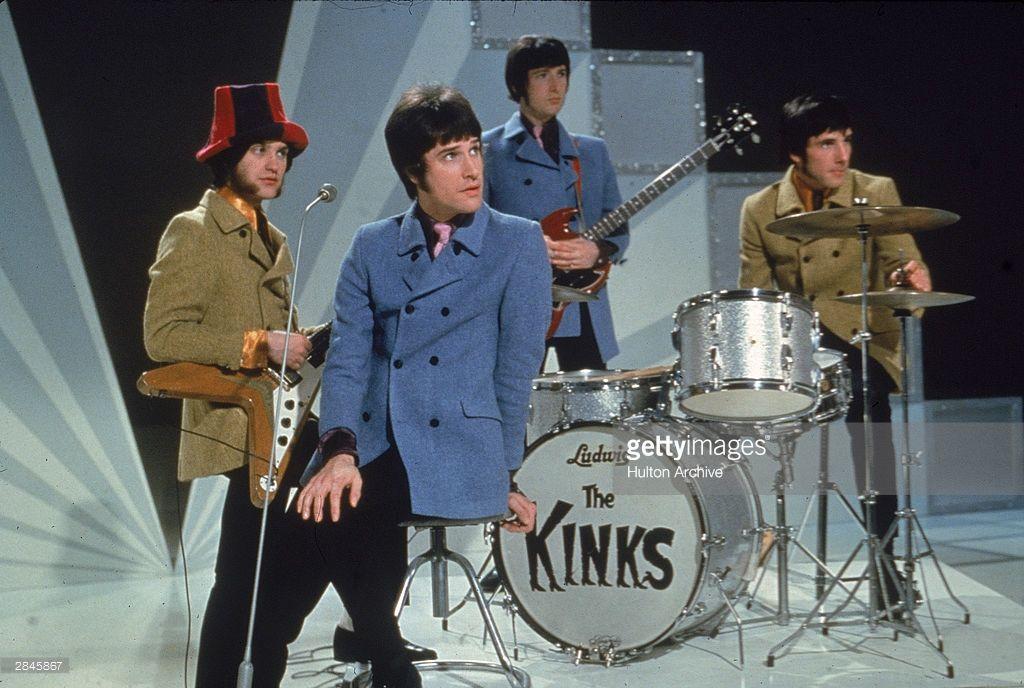 the kinks 50th anniversary