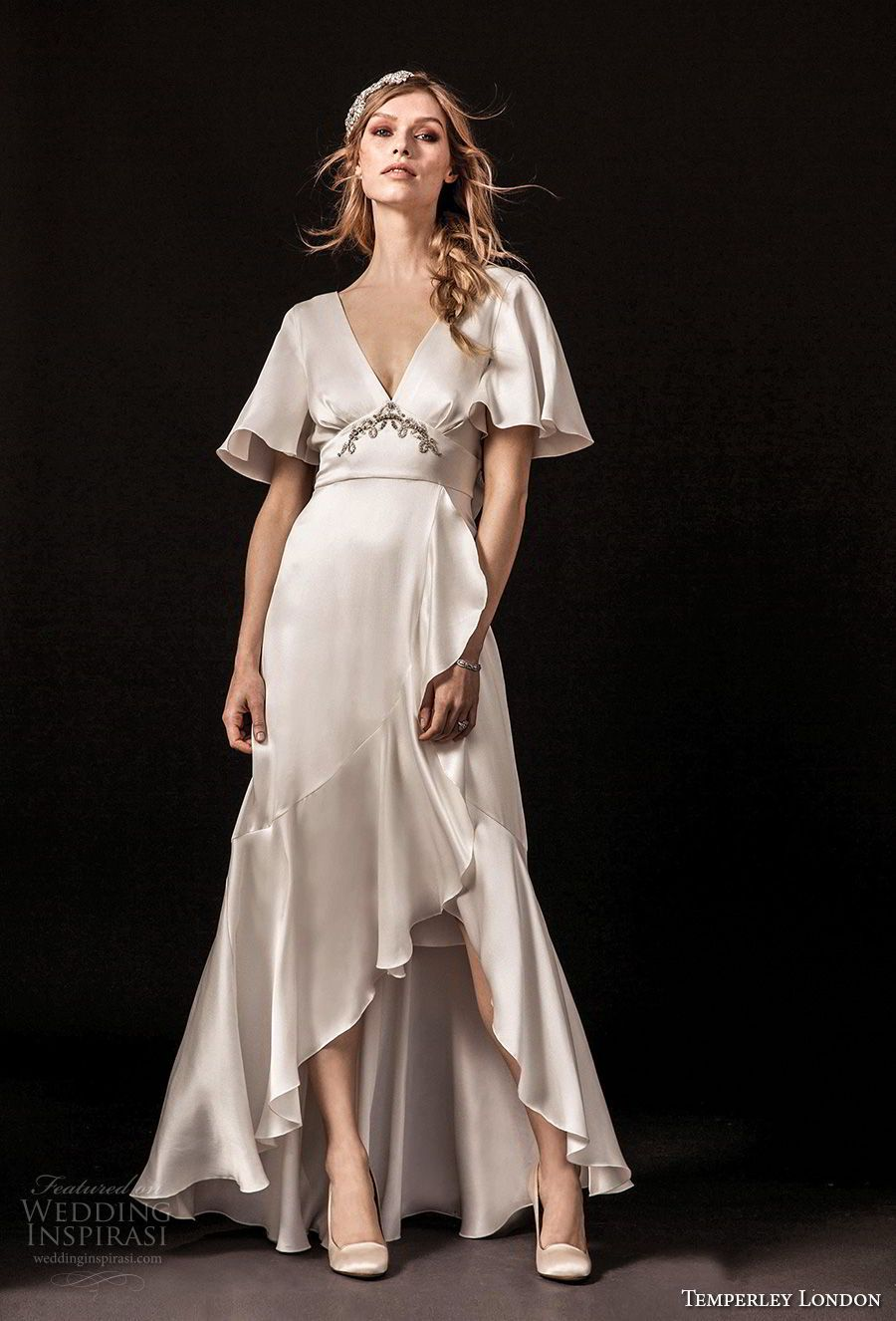 Couture wedding dresses london  Temperley London Spring  Wedding Dresses u ucDahliaud Bridal