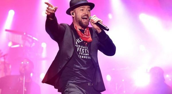 Justin Timberlake Encabezara El Espectaculo De Medio Tiempo Del
