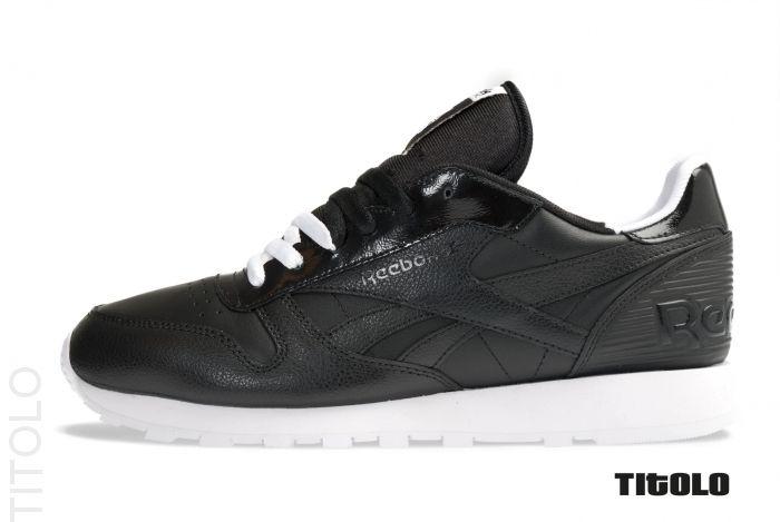 Reebok Classic Leather BRK - Black/White Online