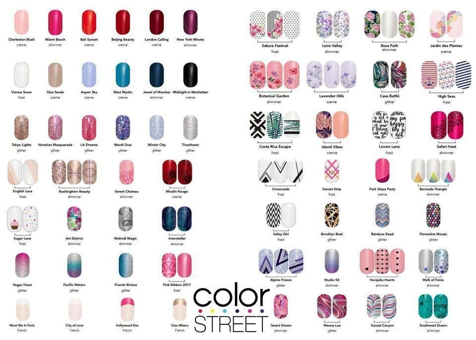 Pin by Mary Ann Yost on Colorstreet. nails with Mary Ann | Pinterest ...