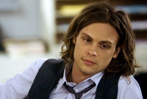 love dr. reid... matthew gray gubler #gublernation #criminalmindsTV Spencer Reid