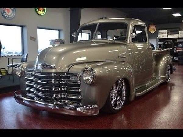 Chevy 5 Window Pickup Chevy Trucks Classic Chevy Trucks Custom Trucks