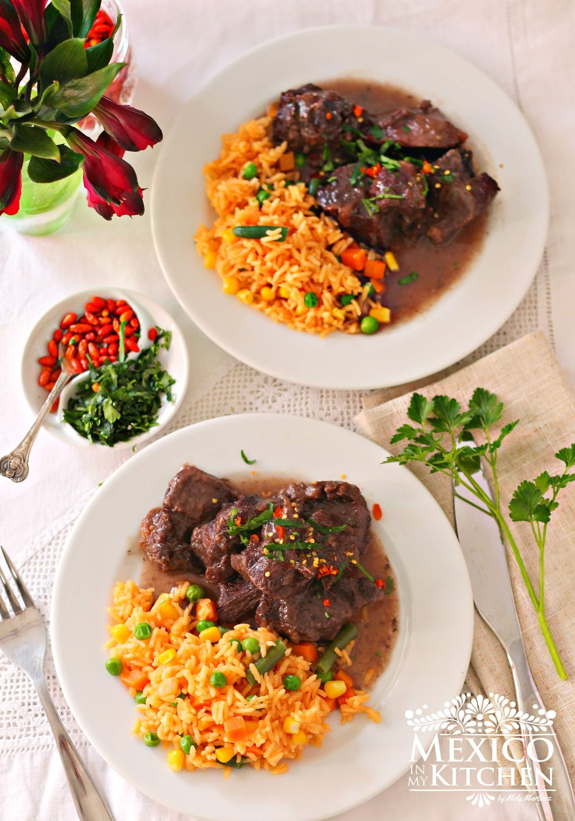 Red wine beef stew recipe easy recipe a mexican recipe mexican recipes forumfinder Image collections