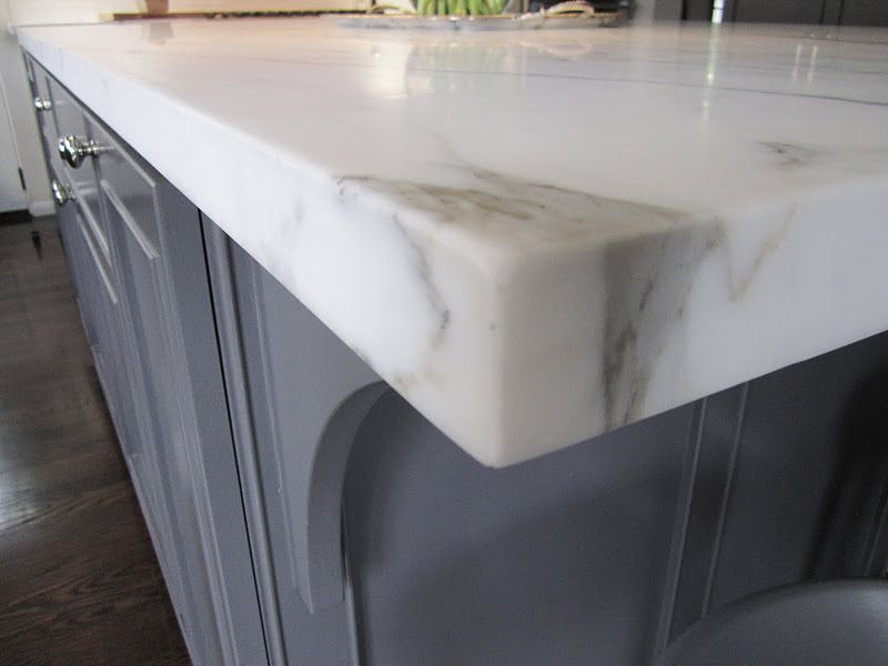 I Have Granite Counters But I Have Always Lusted After Marble