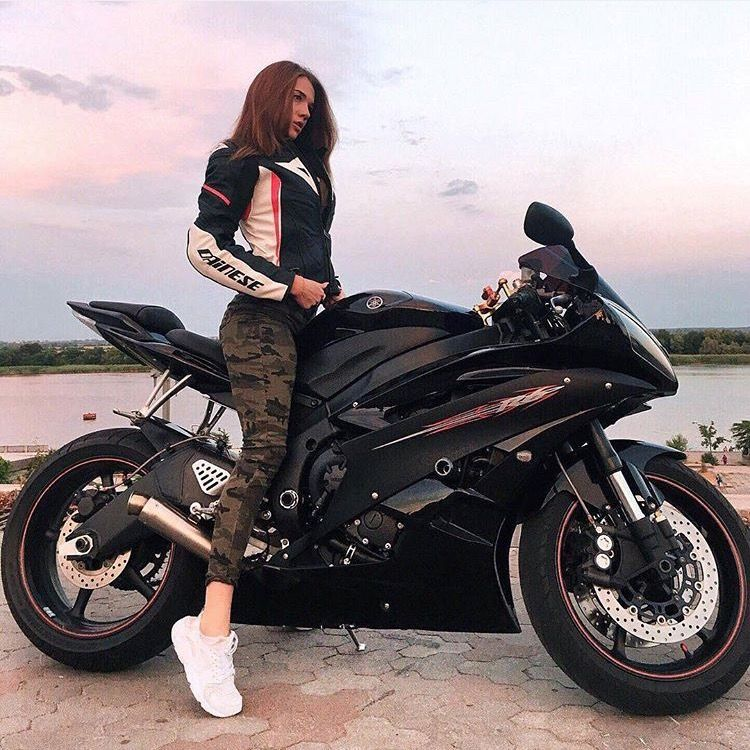 R6 Motorcycles Yamaha With Images Motorcycle Girl
