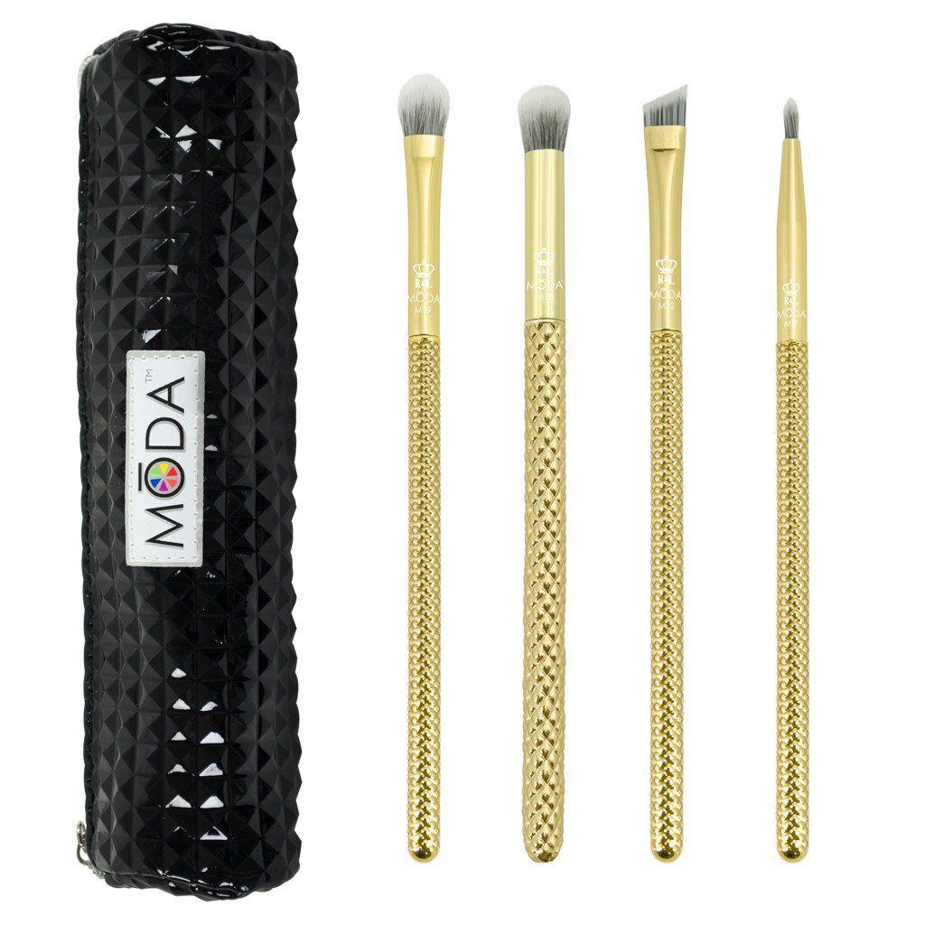 MŌDA® Metallics 5pc Bold Eye Kit Default Title (With