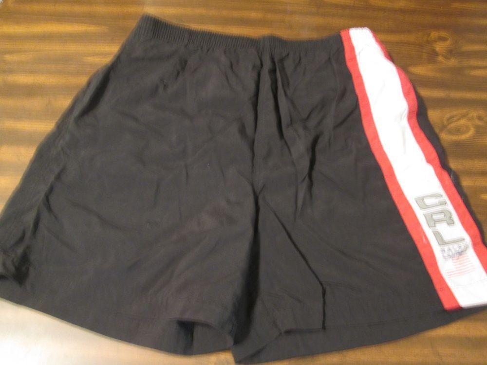 Vintage Chaps Ralph Lauren Polo Shorts Swimming Trunks XL #RalphLauren #Trunks