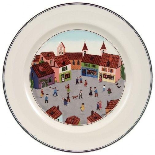 "Design Naif 10.5"" Dinner Plate"