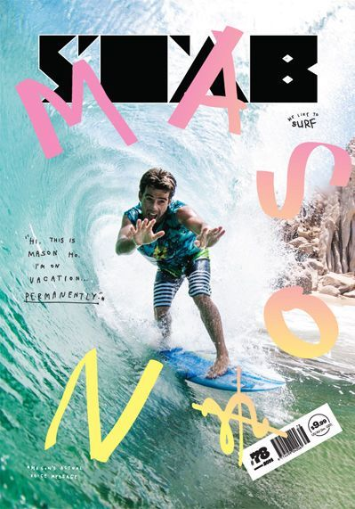 53f824f135c Mason Ho on the cover of Stab magazine - surfing photo taken from Lovers  Beach located in Cabo San Lucas (southern tip of Baja) Uploaded by user
