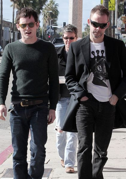Elijah Wood Photos Photos Dominic Monaghan And Elijah Wood In