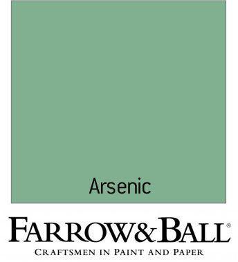 Best Farrow Ball Eco No 214 Arsenic Full Gloss Paint 400 x 300