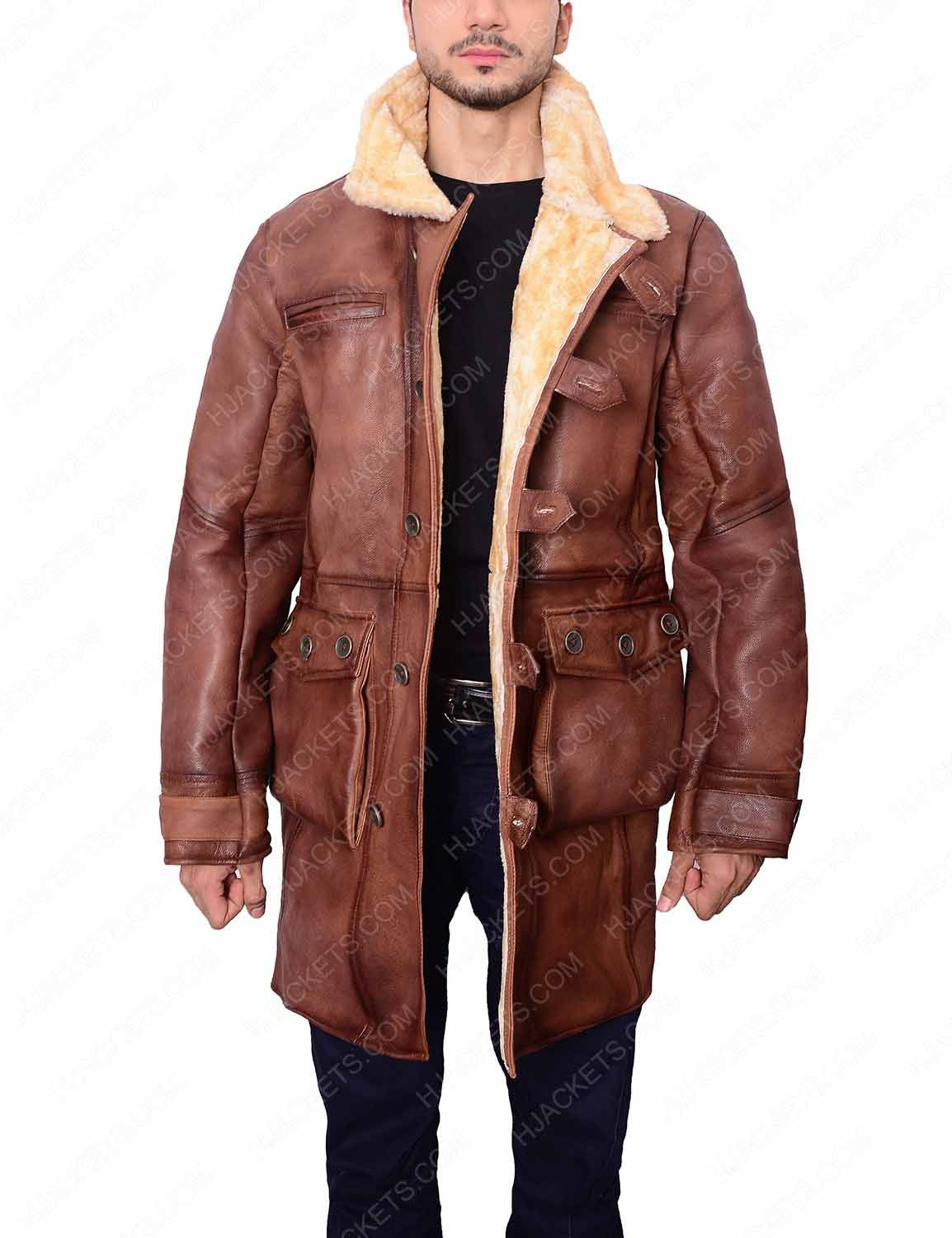 Mens Brown Trench Coat for Sale Hjackets in 2020 Brown
