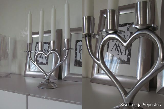 Cute candle holder