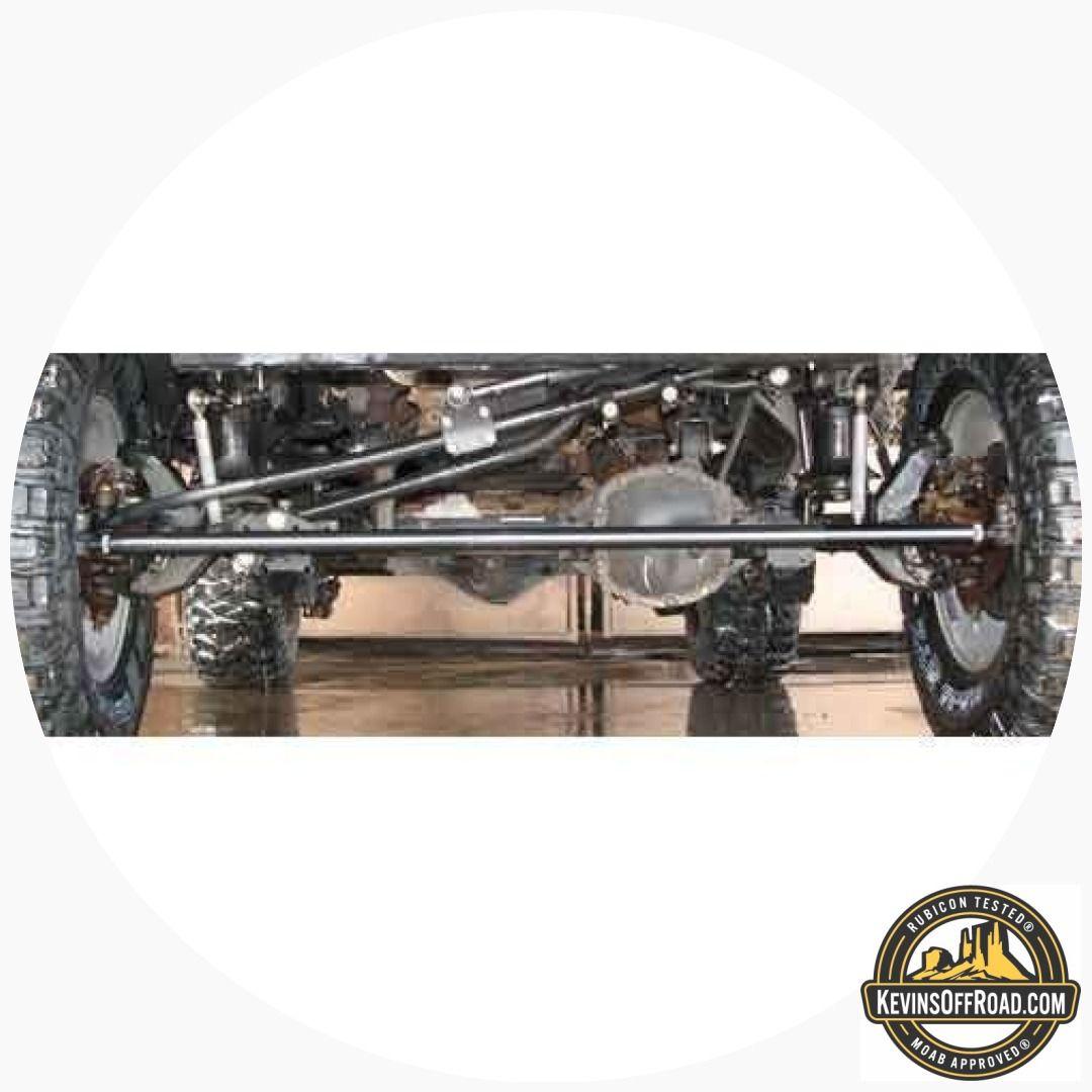 Jk Wrangler Heavy Duty Tie Rod Upgrade Kit Wrangler Jk Jeep