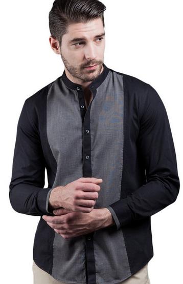 600 Gambar Desain Baju Muslim Laki Laki HD Paling Keren