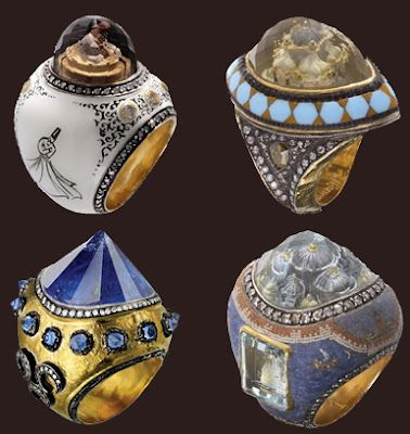 Sevan Bicakci's jewelry design.