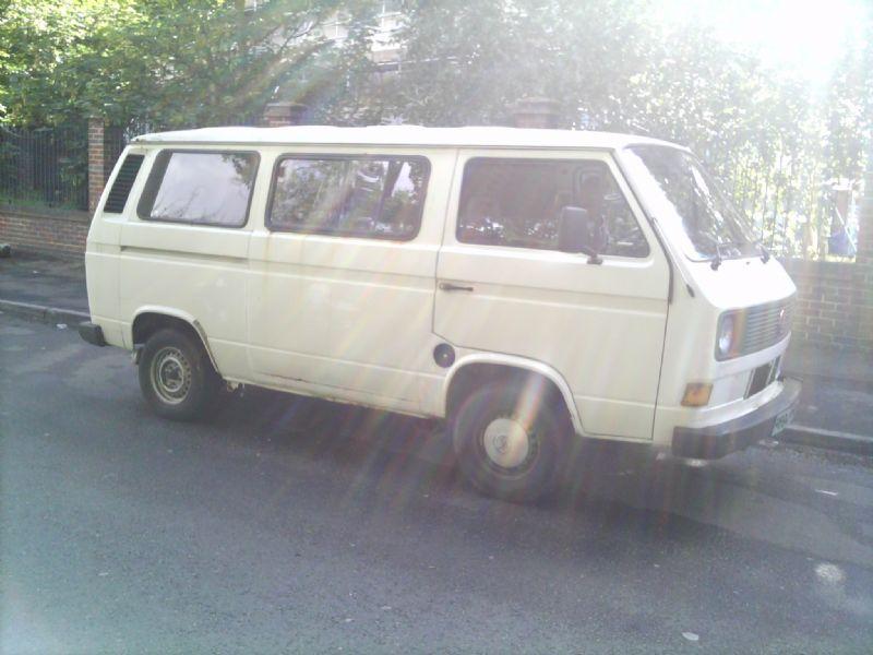 For Sale Panel Van Suitable Conversion Type 25