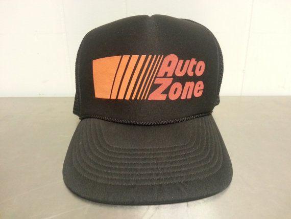 Autozone racing hat