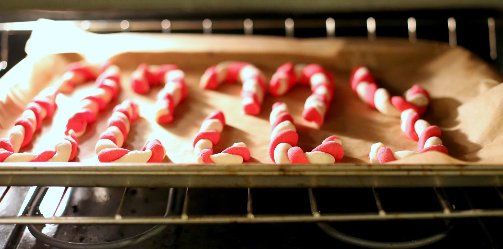Old Fashioned Salt Dough Candy Cane Ornaments | Candy canes ...