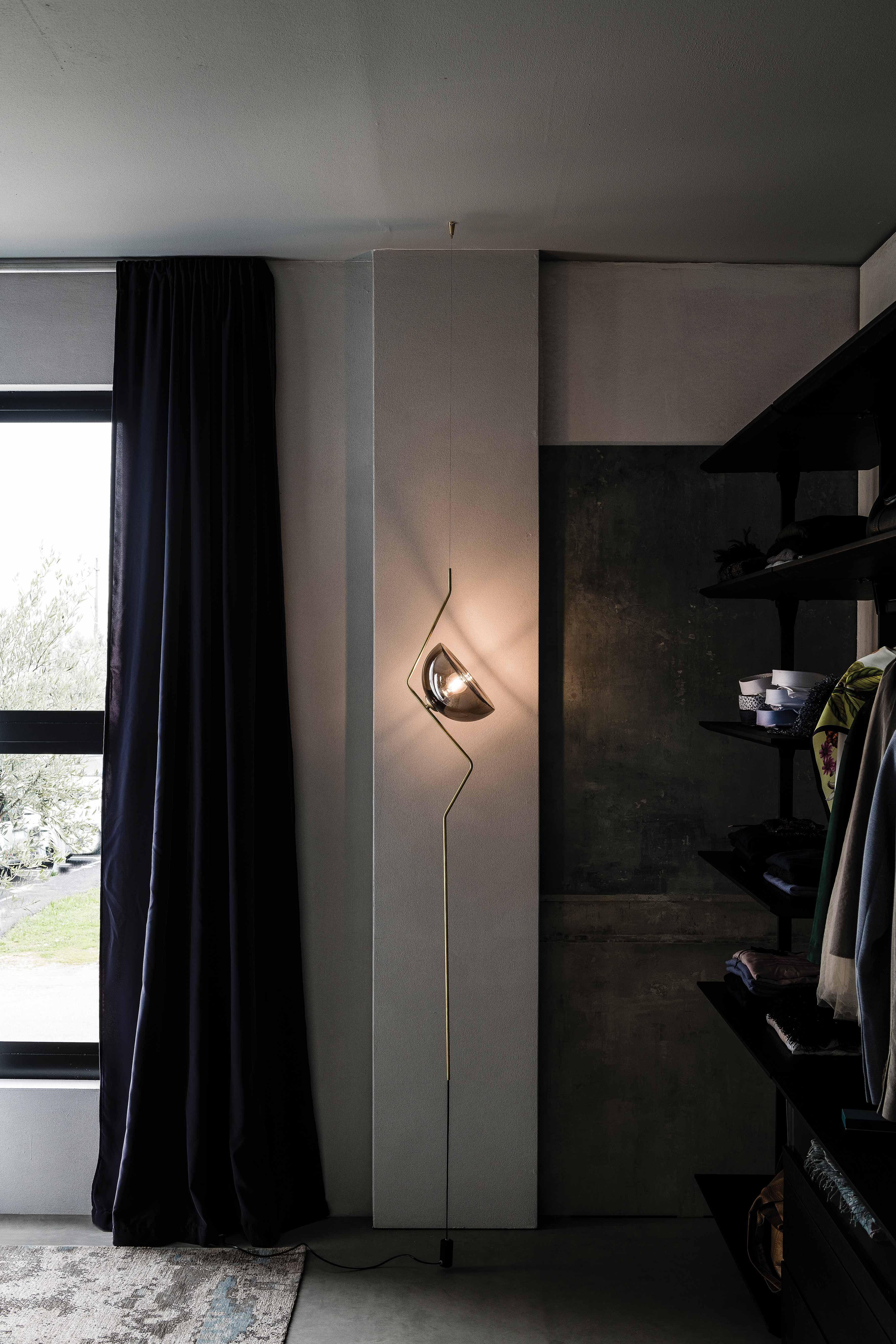 Cattelan Italia Tramonto lamp by Oriano Favaretto | Lighting
