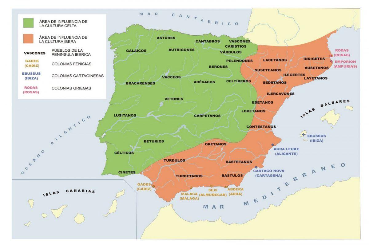 Mapa De España Con Sus Provincias.Organizacion Territorial De Espana A Traves De Los Siglos