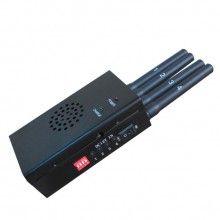 Cell jammer amazon , Black Portable High Power 3G 4G LTE Mobile Phone Jammer
