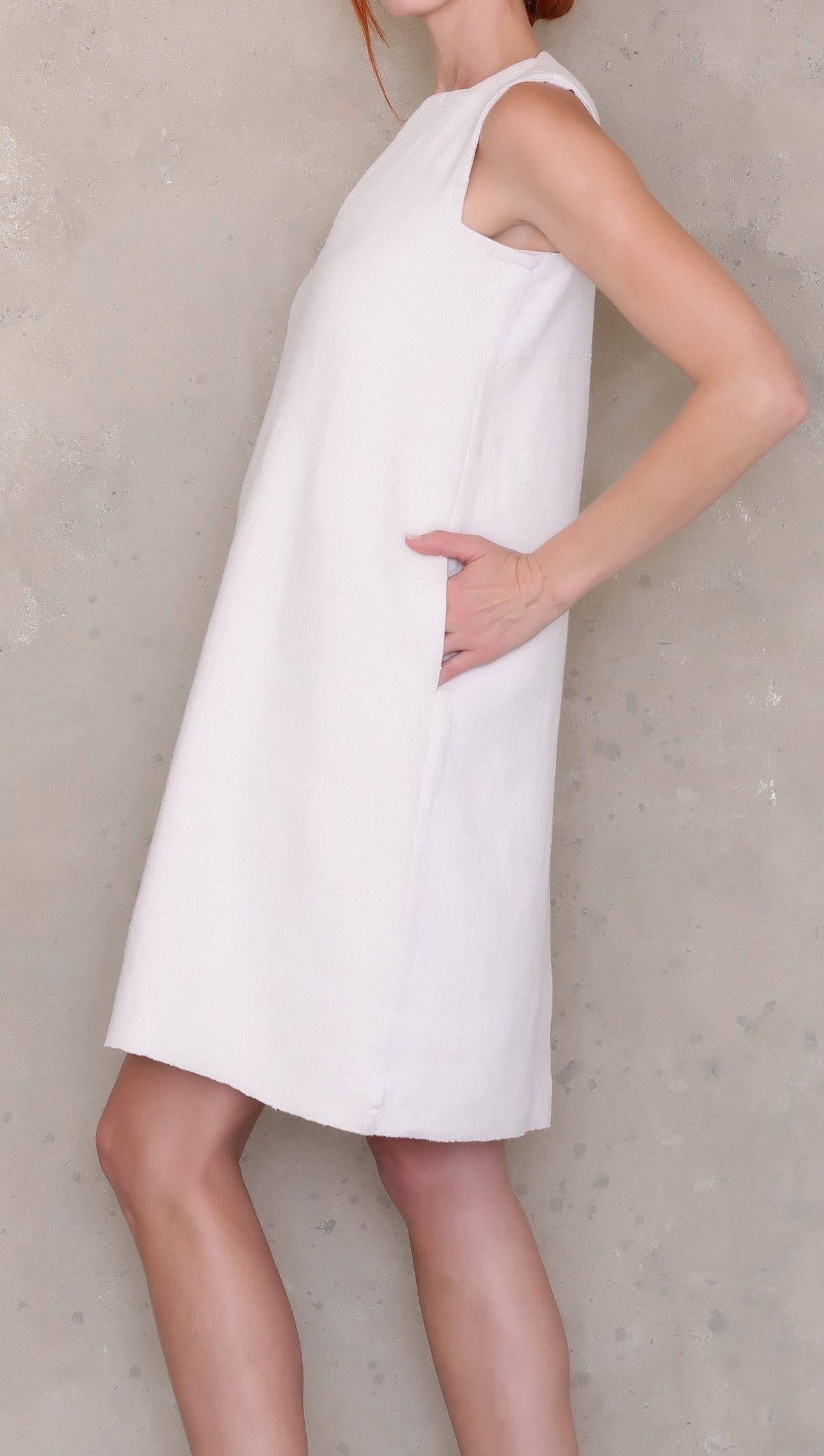 Pin On Diy Sleeveless Shift Dress Pdf Sewing Pattern [ 2263 x 1281 Pixel ]