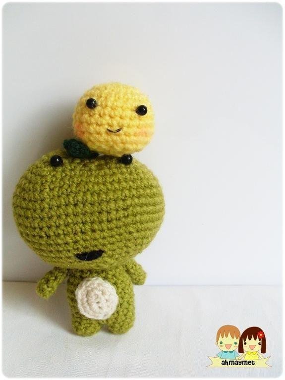 Free crocheting pattern: Kerori | Crochet: Amigurumi! | Pinterest ...